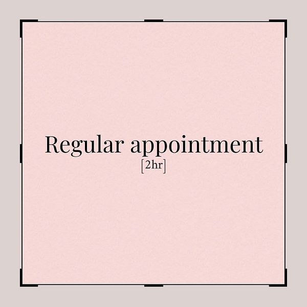 """A treatment called """"Regular Appointment"""" by Tiny X Studios"""